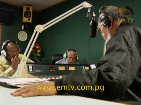 Radio Talkback Legend, Roger Hau'ofa, passes on.