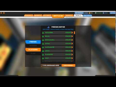 Robocraft: Platoon Gameplay with Adrian & Scott (^-^)