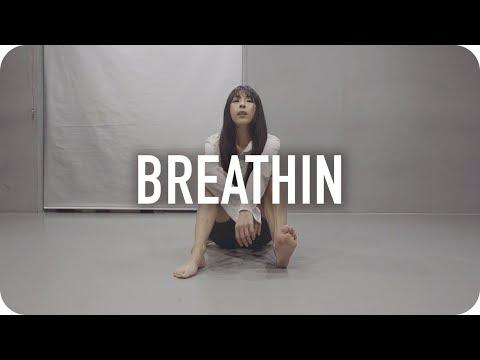 Breathin - Ariana Grande / Mina Myoung Choreography