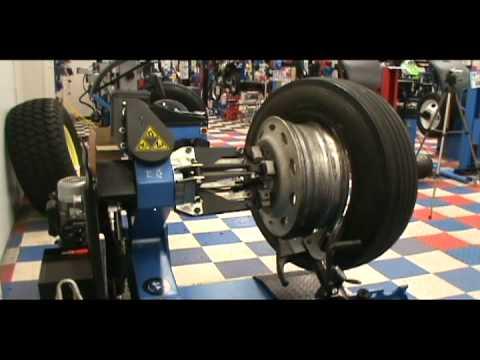 Atlas TTC301 Heavy Duty Truck Tire Changer