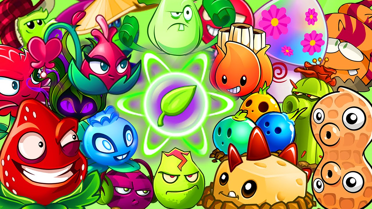 All Power ups in Plants vs Zombies 2 (Part 2) by Game24h com
