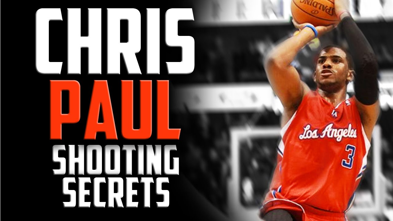 chris paul nba shooting secrets youtube