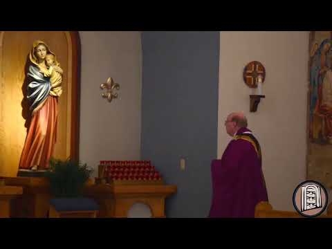 Daily Mass | Wednesday Of Holy Week