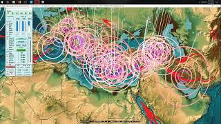 5/31/2018 -- BREAKING : Professionals announce GLOBAL EARTHQUAKE FORECAST Method success