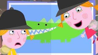 Ben e Holly em Português | Daisy e Poppy! | Desenhos Animados