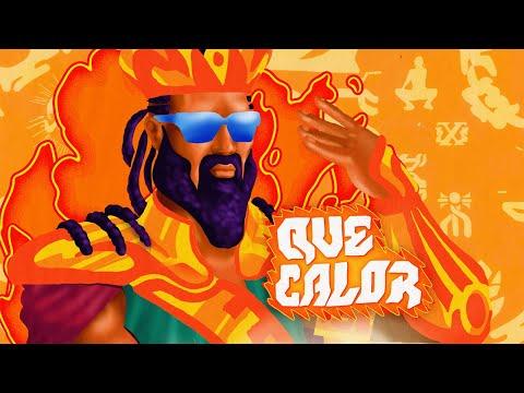 Major Lazer - Que Calor (feat. J Balvin & El Alfa) (Official Lyric Video)