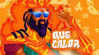 Major Lazer - Que Calor (feat. J Balvin & El Alfa) ( Lyric)