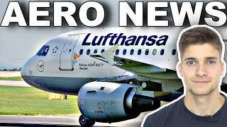 Mit LUFTHANSA A319 auf LANGSTRECKE! AeroNews