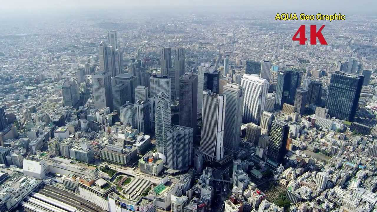4k demo ultrahd tokyo 4k映像 東京 3840 2160 youtube