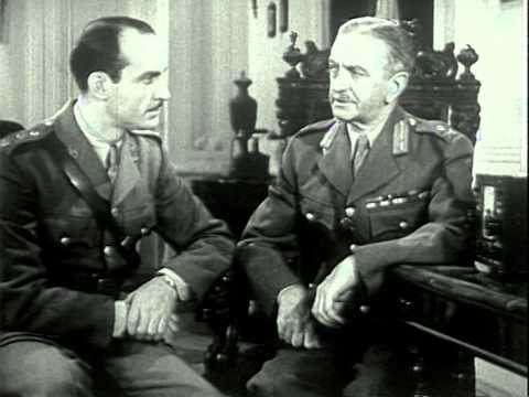 They Raid by Night (1942) Film British Commandos raid Occupi