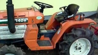 Kubota  B1402D ciągnik ogrodniczy. www.traktorki.waw.pl