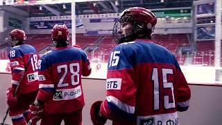Кирилл Алексеев, Руслан Исхаков и Даниил Исаев о победе над Белоруссией