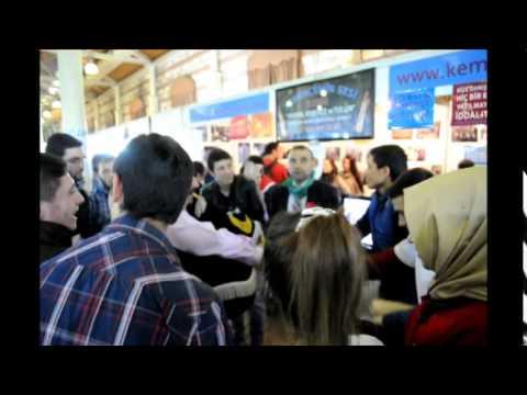 KEMENCEMİNSESİ 27 ŞUBAT-2 MART FESHANE TANITIM GÜNLERİNDEN TULUM GÖSTERİMİZ