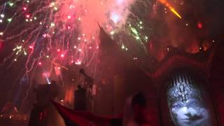 Tomorrowland 2015 - David Guetta - First Fireworks of The Weekend