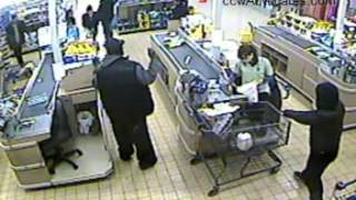 Armed Customer Stops Armed Robber in Wisconsin