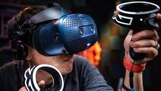 HTC Vive Cosmos VR Headset Review
