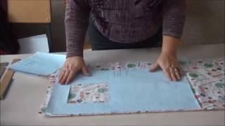 Технология изготовления фартука. Раскрой