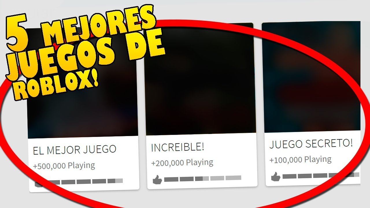 Cambio Por Una De Roblox El Audio Malo - Los 5 Mejores Juegos De Roblox Que No Conocias Roblox Youtube