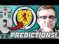 MY EURO 2020 PREDICTIONS! | CAN SCOTLAND WIN THE EUROS?!?