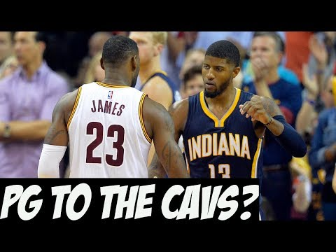 A Paul George Trade To The Cavs Becomes More Possible Everyday