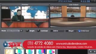 TriCaster - Pro - retransmissions en direct sur internet, virtuel, une table de cut-off.
