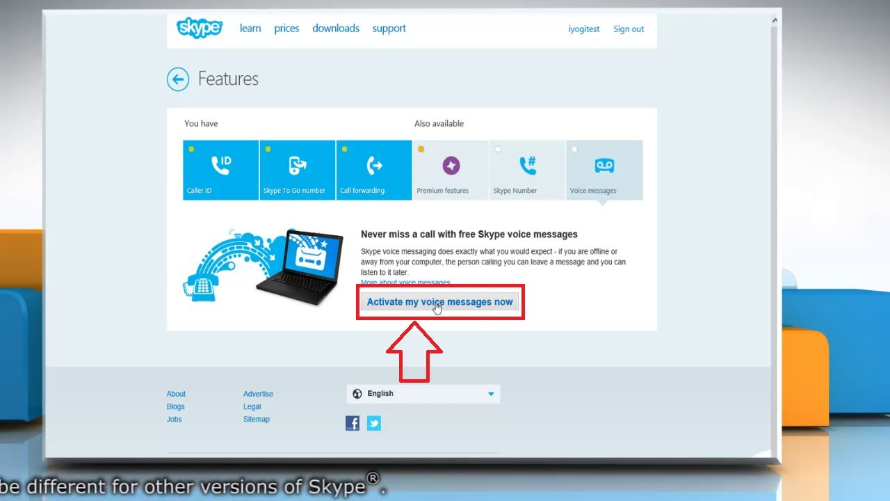 how to close skype account windows 8