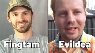 🔴Interview with Evildea, the Esperanto Youtuber (Angla rekta sendo)