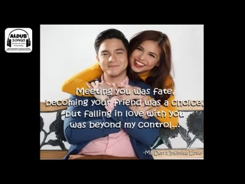 ALDUBSONGS MV: I Can Love You Like That by ALL 4 ONE
