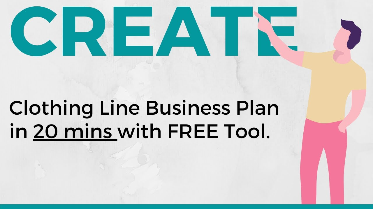 fashion business plan template how to start a fashion business plan