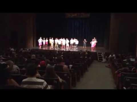 Marshallese students at Waimea Elementary School Talent Show (2)