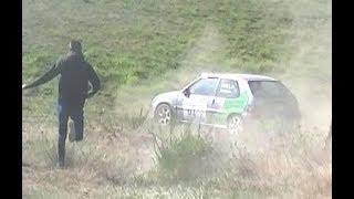Best-of Rallye 2018 Crash/Glisse/NonoVidéo2Rallye