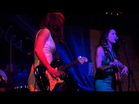 I'd Rather Go Blind, Danielle Schnebelen, Samantha Fish, & Albert Castiglia