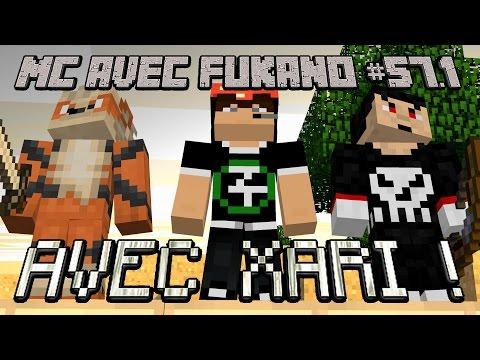 MC Avec Fukano #57.1 : AVEC XARI !