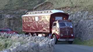 GREAT ORME VINTAGE VEHICLE RUN MAY 2013