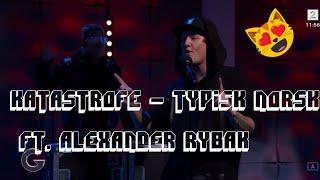 Katastrofe Typisk Norsk ft Alexander Rybak God Morgen NorgeTv2