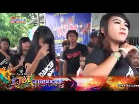 Seketip Mata - Burok Dangdut KJM_Live Jatiseeng Cirebon