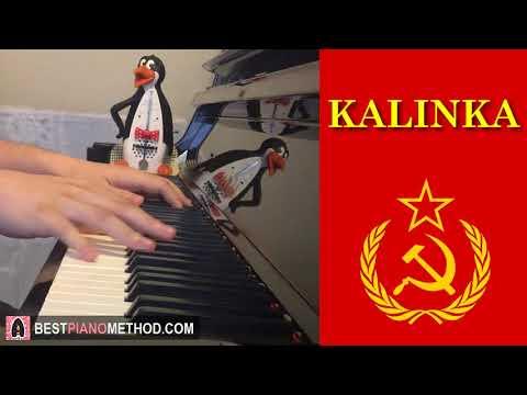 KALINKA (Piano Cover by Amosdoll)