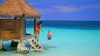 """Sandals Resorts - """"First Time For Everything"""" Comm..."""