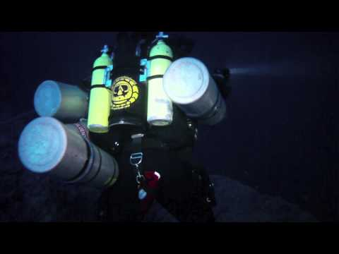 170 m Extreme Wall Dive - Salvador Brazil