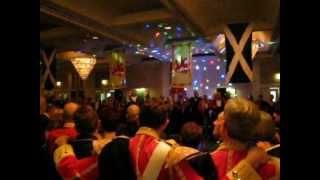 Calgary Highlanders Burns Dinner 2013 - Glen Whorple