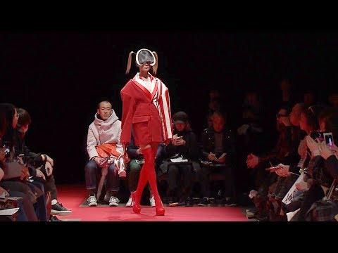 Ryotamurakami | Fall Winter 2018/2019 Full Fashion Show | Exclusive