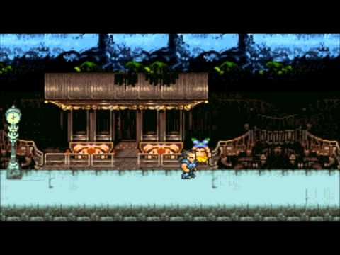 Final Fantasy VI -Cyan and the Phantom Train