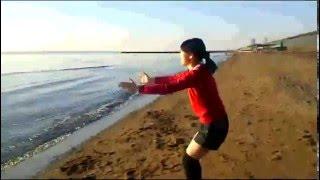 【地球少女あこ】いなげの浜で地球を応援 いなげの浜の魅力をコントを通してお伝えする動画です.