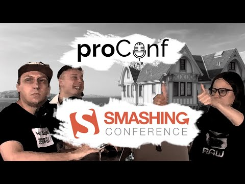 #19 Smashing Conf 2019 | Accessible Interfaces | Design System | Animating With Emotion