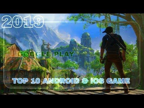 !!! ТОП 10 !!! БЕСПЛАТНЫХ ИГР ИЗ GOOGLE PLAY ! (Online/Offline) Android Game 2019 + Ссылки