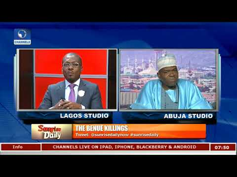 Miyetti Allah Accuses Benue's Livestock Guards Of Extortion |Sunrise Daily|