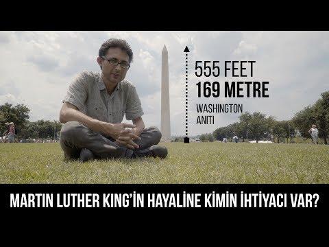 Martin Luther King'in Hayaline Kimin Ihtiyacı Var? - VLOG 23