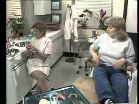 Victoria Wood and Julie Walters   At the Dentist