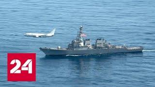 США могут отправить военные корабли в Черное море. Факты - Россия 24 