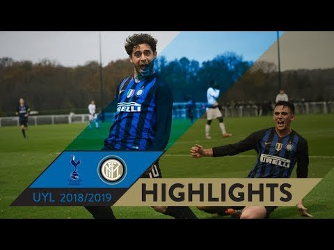 TOTTENHAM 2-4 INTER | HIGHLIGHTS | Merola's fantastic backheel! | Matchday 05 UEFA Youth League